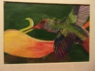 ART MUNDO CALENDAR, ONE OF Six watercolors included