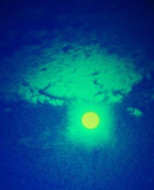 Mushroom Moon, c.STMartin2016