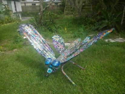 """""""Intergallacic Dragonfly"""" Sold"""