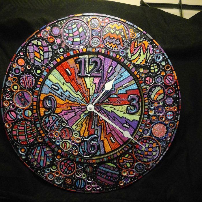 Clockwork Multicolor