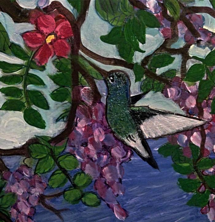 The Beginning Murals