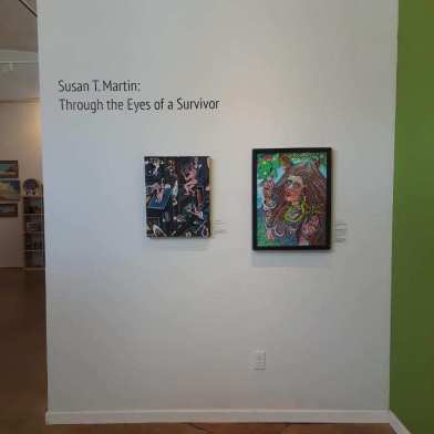 My SOLO SHOW AT THE MOREAN!